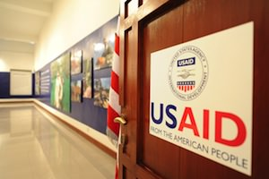 Russia Gives USAID the Boot