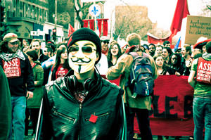 Canada Bans the Mask: Unlawful Protesters Risk 10 Years in Prison