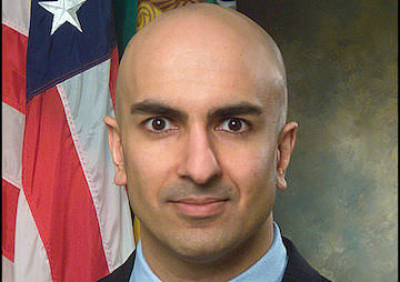 Unlikely Critic Neel Kashkari Says Banks Still Pose 'Nuclear' Risk to U.S. Economy