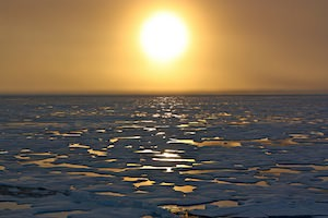 Arctic Methane Melt 'Could Cost $60 Trillion'