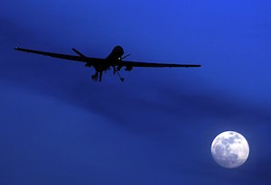 'There's No Downside' to Drones, Philosopher Says