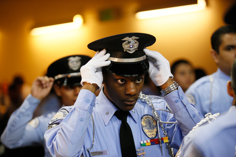 Blue Is the New White: Why Diversity Doesn't Fix Policing