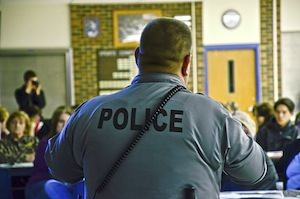Police in Schools Do More Harm Than Good