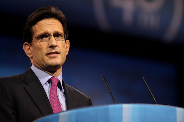 'Left, Right & Center': Eric Cantor Goes Down to Defeat and Debating Iraq