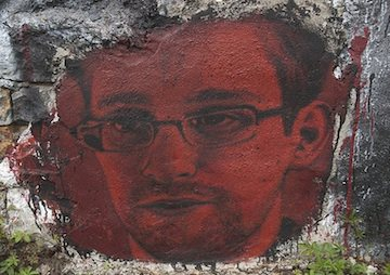 Eric Holder Hints at Plea Deal for Edward Snowden