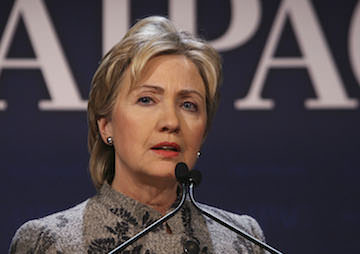 Leaked Emails From Pro-Clinton Group Reveal Pandering to Israel Lobby AIPAC