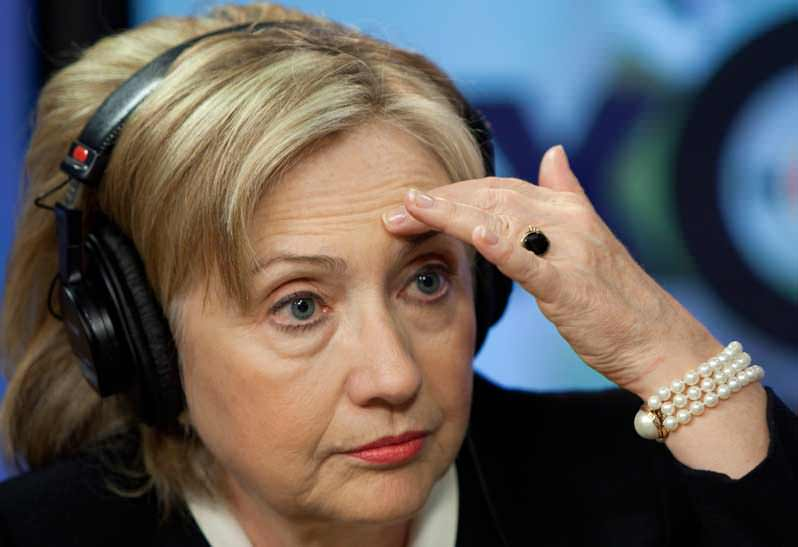 Hillary Clinton's Spat With NPR and the Looming Gay Trouble