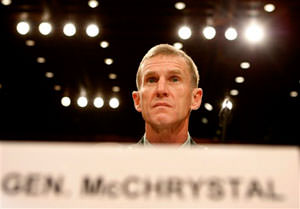 What Stanley McChrystal Did to Pat Tillman's Family