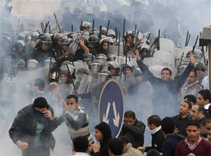 What Corruption and Force Have Wrought in Egypt