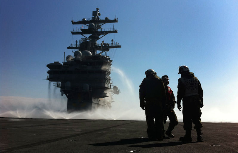 The USS Reagan Is Fukushima's Unlucky Dragon