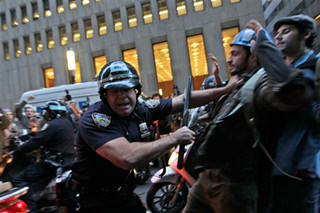 Denunciation and Disruption: The Vision That Drives Occupy Wall Street