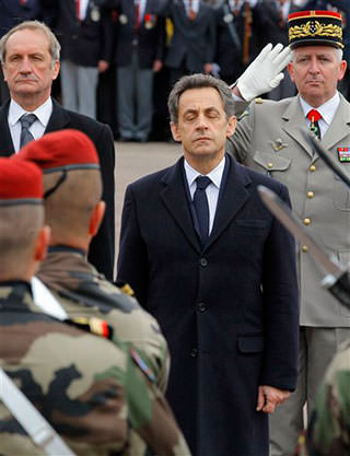 President Sarkozy Maneuvers to Benefit From Toulouse Violence