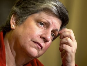 Napolitano to Trade Her Helmet for a Cap and Gown