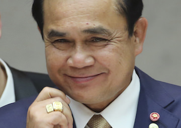 Thai Prime Minister Says He'll 'Probably' Kill Journalists Who Deviate From Official Line