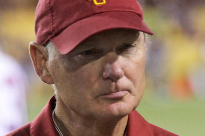 Truthdigger of the Week: USC Athletic Director Pat Haden