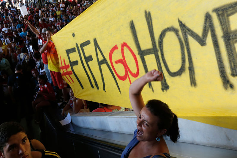 Beyond Sex and Soccer: Why Brazilians Are Pissed About the World Cup