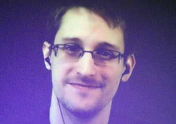 Edward Snowden: 'If I Had Taken [the NSA] Documents to Congress, I Would've Gone to Jail'