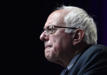 Bernie Sanders Gets a Foreign Policy