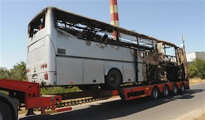 Israel Blames Iran for Deadly Bus Attack