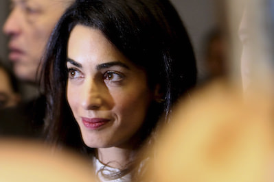 Truthdigger of the Week: Amal Clooney