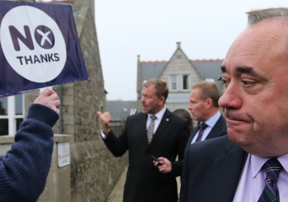 Scotland Rejects Independence From U.K.