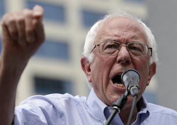 Bernie Sanders Gets Clear on Racial Politics