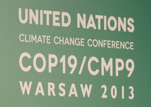 Warsaw -- Day 1: Climate Talks Open With Tears