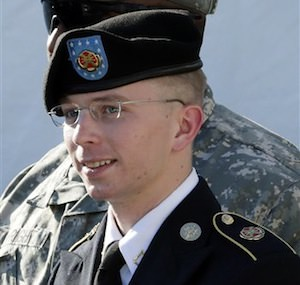 The Guardian Names Bradley Manning Its 2012 'Person of the Year'