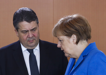 U.S. Threatened Germany Over Snowden, Vice Chancellor Says