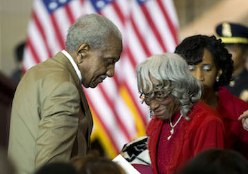 Selma March Leaders Awarded Congressional Gold Medal Lament Voting Rights Losses