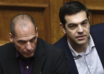 EU Bailout Terms Are Designed to Force Syriza From Power