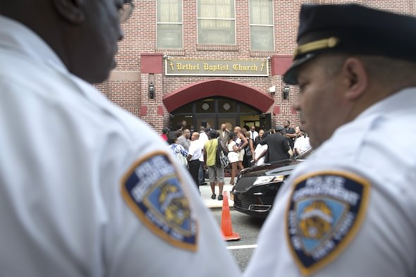 Staten Island Man's NYPD Chokehold Death Ruled Homicide