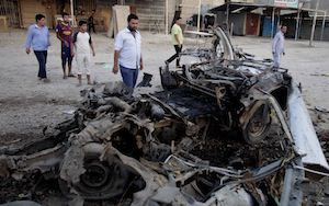 Baghdad Lights Up in Ramadan Bomb Attacks