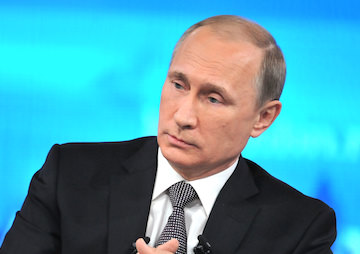 Putin During Public Conference: U.S. 'Doesn't Need Allies, Only Vassals'