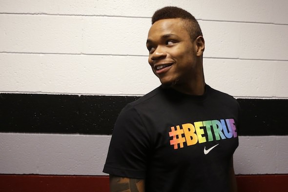 Truthdigger of the Week: Derrick Gordon
