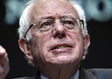 You'll Never Guess What Bernie Sanders Did With Martin Shkreli's Campaign Donation