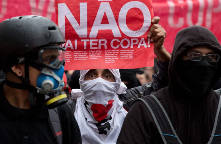 The People's Game Part Two: Brazil Rejects Neo-Liberal Soccer