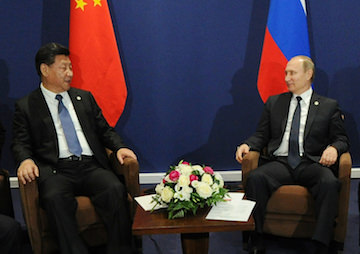 Live Blog: Is the Emerging China-Russia Axis Shifting the World's Balance of Power?