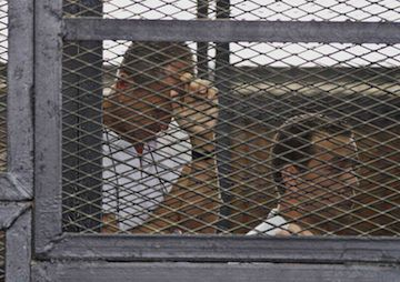 Remaining Al-Jazeera Journalists Detained in Egypt Are Released