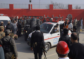 At Least 20 Die When Militants Open Fire at a University in Pakistan (VIDEO)