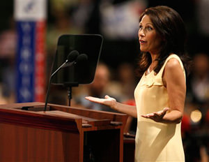 Michele Bachmann: Welfare Queen