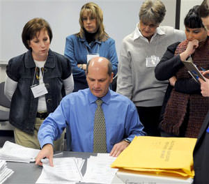 Minnesota Recount Stuck in the Mud