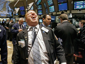 Wall Street Will Be Back for More