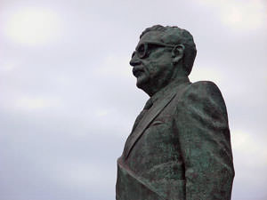 Murder Mystery: Chile Exhumes Salvador Allende