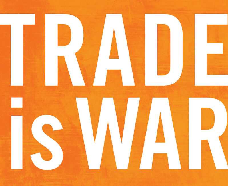 An Exclusive Excerpt From 'Trade Is War'