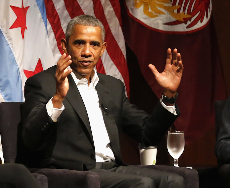 Former President Obama Has a New Job: Control the Official Narrative of American Exceptionalism