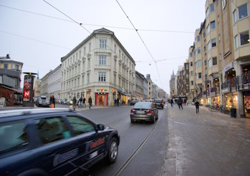 Oslo to Become the First Major City to Ban Cars From Its Center