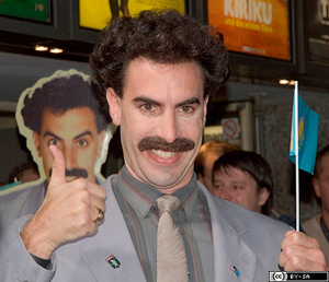 Sacha Baron Cohen Bags Big Money to Play Deposed Dictator