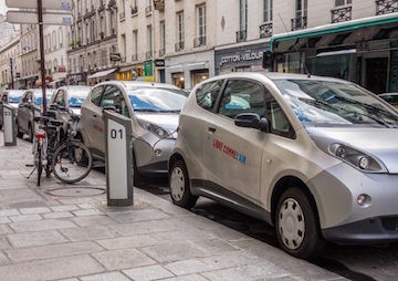 Transport-Sharing Boosts Health, Wealth and Climate
