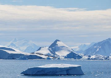 Antarctica Blows Hot and Cold -- for Now